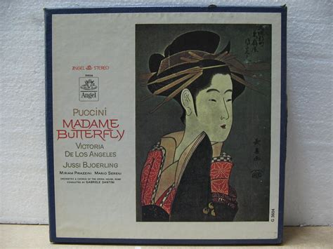 best madama butterfly recording puccini records lps vinyl and cds musicstack