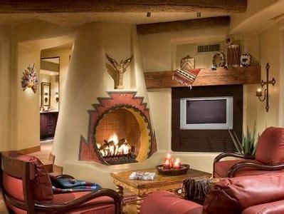 kiva fireplace steppin   southwest style
