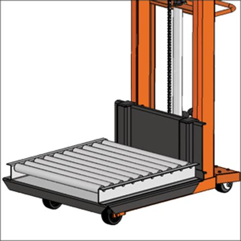 presto lifts b800 bt800 straddle stackers