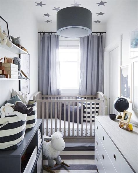 creating space in a small bedroom een kleine babykamer thestylebox