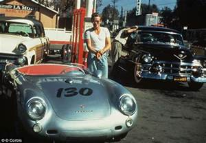 Is James Dean's'cursed' Porsche 550 Spyder about to be found? Daily Mail Online