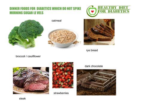 eat  dinner    morning blood sugar