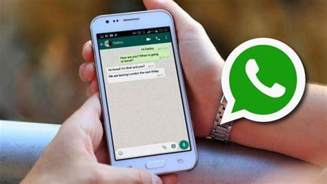 whatsapp dejar 225 de funcionar en estos celulares a partir de 2018 america noticias