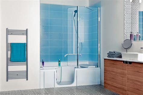 badewannen mit wannenträger kinedo by sfa sanibroy dusch badewannen duo duschen und
