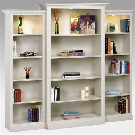cabinet bookshelves a e hton 3 wall system wood bookcase traditional bookcases by hayneedle