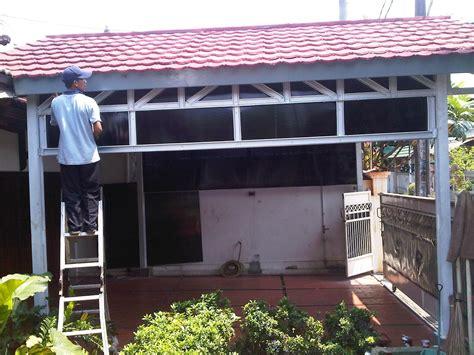 Baja Ringan Genteng Metal kanopi atap genteng metal sigit kanopi