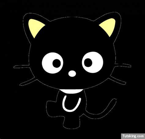imagenes hello kitty blanco y negro hello kitty cute black cat vector free download