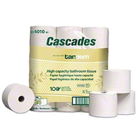 cascades bathroom tissue cascades for tandem 174 bathroom tissue 3 9 quot x 4 quot matera