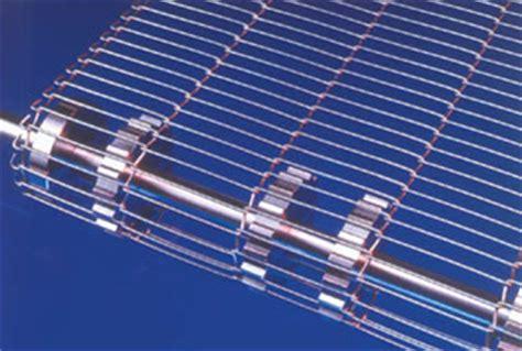 Wiremesh Oven Conveyor System conveyer belt glass processing kilns glass