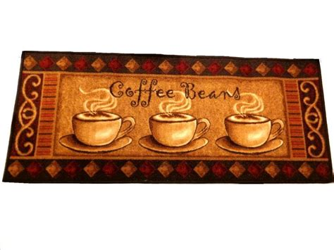 kitchen amusing coffee rugs for kitchen kitchen rugs with coffee cups on them cafe latte