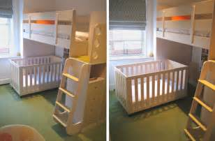 Bunk Bed With Crib A Crib A Bunk Bed