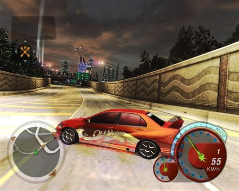 Speed Read Feed For March 2 2007 by Need For Speed Underground 2 Similar Bomb
