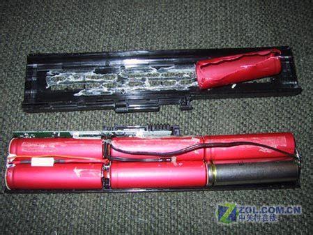 Baterai Batery Batre Power Li Ion Type Samsung Corby 3650 新手勿模仿 网友自行给x31本电池换芯 笔记本 科技时代 新浪网