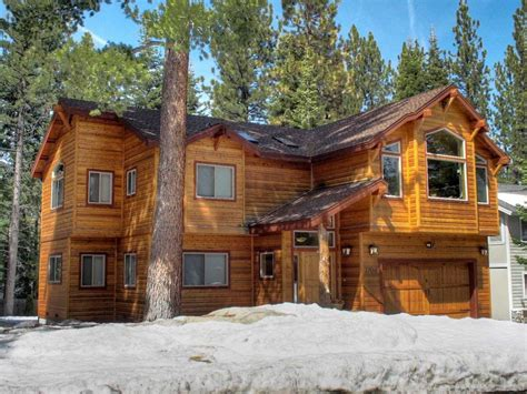 Cabin Rental Tahoe by Wonderful Vacation Home In Lake Tahoe White Wolf Lodge