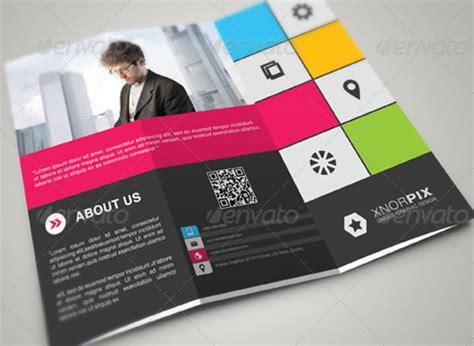 Brochure Modern Design by Creative Tri Fold Brochure Design Templates Entheos
