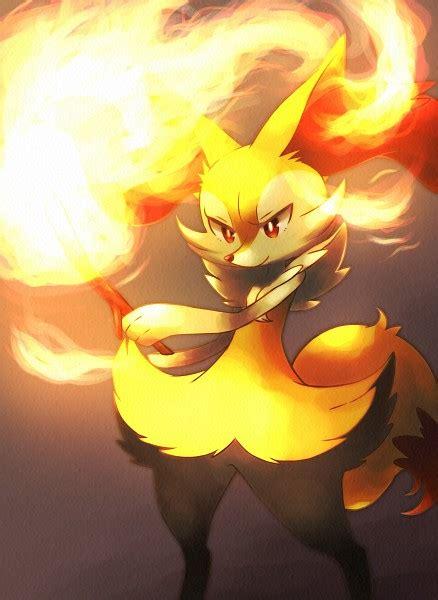 braixen pokemon image  zerochan anime image
