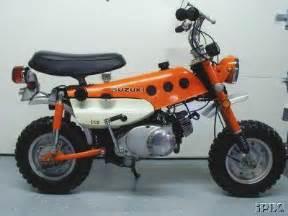 Suzuki Trailhopper Suzuki