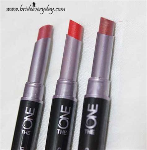 Lipstik Oriflame Colour glimpse oriflame the one longwear colour unlimited lipstick swatches all