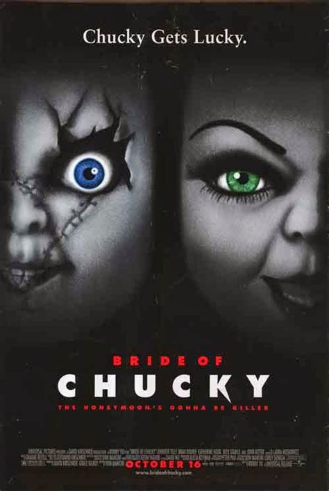 chucky movie review ryan s movie reviews bride of chucky review