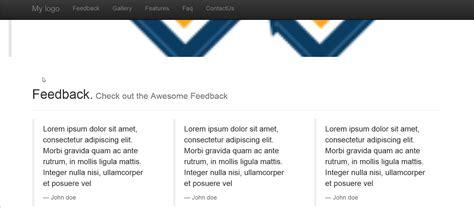 bootstrap tutorial margin bootstrap jumbotron padding phpsourcecode net