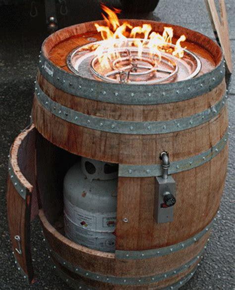 creative diy wine barrel project ideas