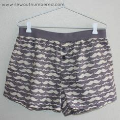 darcy boxer shorts    pattern