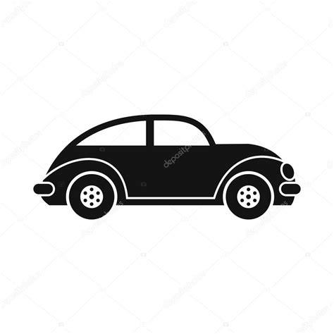 Auto Symbol by Auto Oldtimer Symbol Stockvektor 169 Juliarstudio 100462182