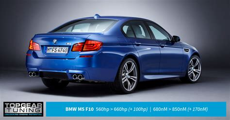 bmw vans and trucks bmw m5 f10 remapping topgear tuning ecu remapping for
