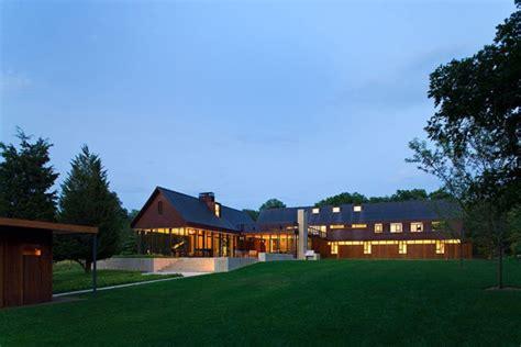 luxury farmhouse plans luxury farmhouse plan in new york countryside modern