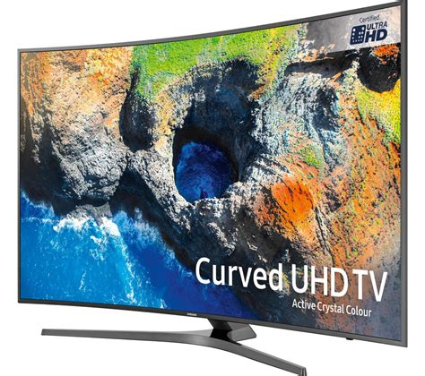 buy samsung ue55mu6670 55 quot smart 4k ultra hd hdr curved led tv free delivery currys