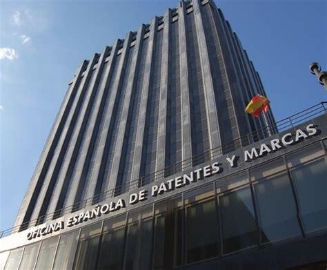 oficina espa ola de patentes y marcas telefono madrid oficina espa 241 ola patentes marcas notarios y