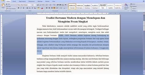 format esai bahasa indonesia tips dan contoh menulis esai bagi pemula everything s here