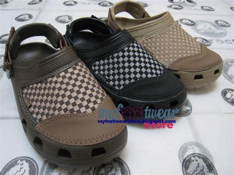 Crocs Yukon Woven myfootwearstore pusat sepatu crocs murah surabaya yukon