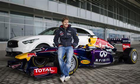 Sebastian Vettel, Sochi, 2013 · F1 Fanatic