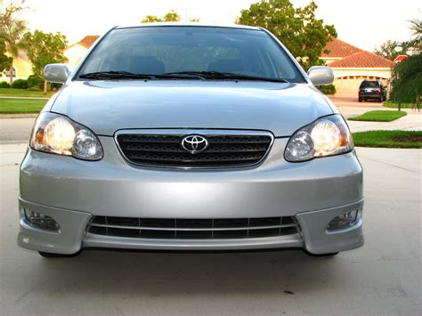 2005 Toyota For Sale Toyota Corolla S 2005 For Sale Broward County Fl
