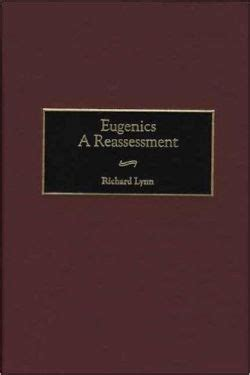 road to eugenica books eugenics a reassessment by richard