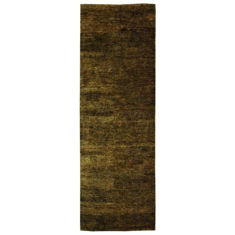 Safavieh Bohemian Green 2 Ft 6 In X 6 Ft Rug Runner Rugs 6 Ft