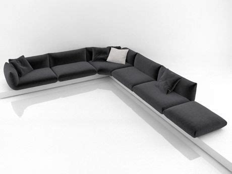cor jalis sofa cor jalis sofa 02 3d model jehs laub furniture
