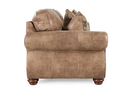 ashley larkinhurst sofa ashley larkinhurst earth sofa mathis brothers furniture
