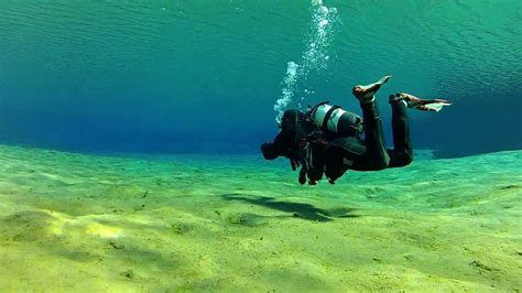 the clearest water in the world the world s clearest water iceland gopro youtube