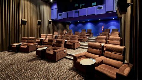 gold seats cinema million dollar makeover for gold class cinema the border