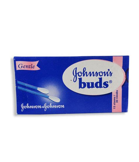 Kotak Kapas N Cotton Bud Sui johnson s baby cotton buds 15 stems set of 3 buy johnson s baby cotton buds 15 stems set of 3