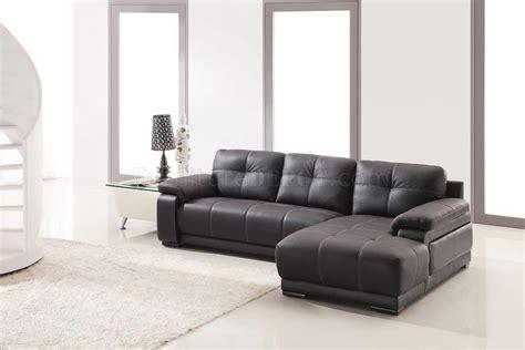 espresso leather sofa espresso bonded leather contemporary sectional sofa