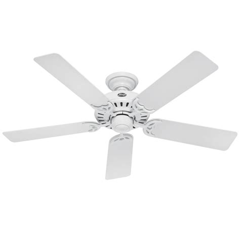 hton bay hugger 52 in white ceiling fan with light 5 best hton bay ceiling fans tool box