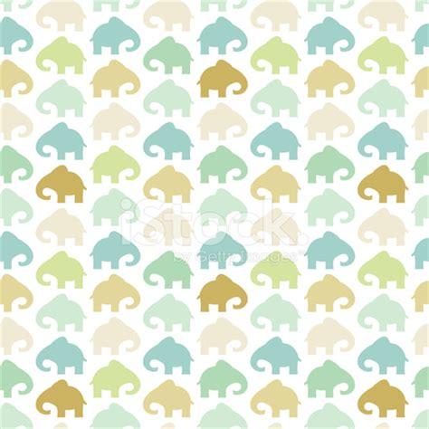 elephant pattern image elephant seamless pattern retro stock vector freeimages com