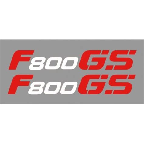 Sticker Bmw 800 Gs by 2 Stickers Autocollant F800gs