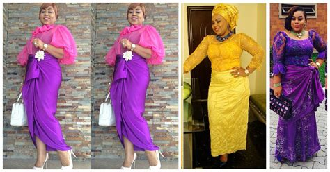 yoruba iro and buba style with lace and picture amazing iro buba styles lookbook 2 amillionstyles com