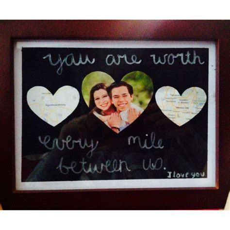 gift ideas for distance relationships distance relationship gift for him bf