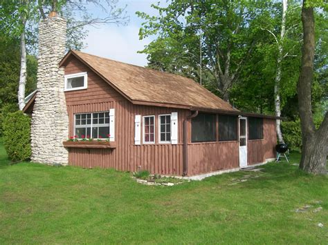 Door County Cabin Rental by Sturgeon Bay Vacation Rental Vrbo 480899 2 Br Door