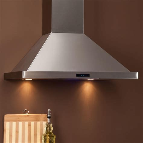 Kitchen Island With Cooktop by 30 Quot Arezzo Series Stainless Steel Wall Mount Range Hood